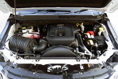 Foto Mesin Chevrolet Trailblazer 2.5 Liter