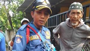 Setelah ular cobra, Damkar kabupaten Bogor evakuasi ular kepala dua