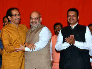 thetimesofhindustan.in There were issues between Shiv Sena and BJP, but everything resolved now: Uddhav Thackeray