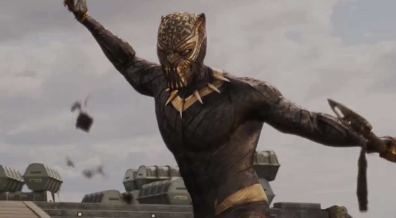 new 39 black panther 39 trailer shows where killmonger gets. Black Bedroom Furniture Sets. Home Design Ideas