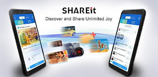 SHAREit v5.6.2 – Transfer & Share (No Ads)