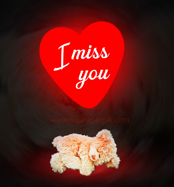 i miss you image for lover