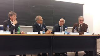 Carlo Colapietro, Giovanni Serges, Francesco Rimoli, Gaetano Azzariti
