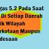 Tugas Mandiri 5.2 Pada Saat ini Di Setiap Daerah Baik Wilayah Perkotaan Maupun Pedesaan