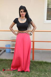 Telugu Actress Harini Stills at Dhyavudaa Movie Teaser Launch  0390.JPG