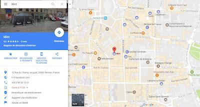 se repérer sur google maps