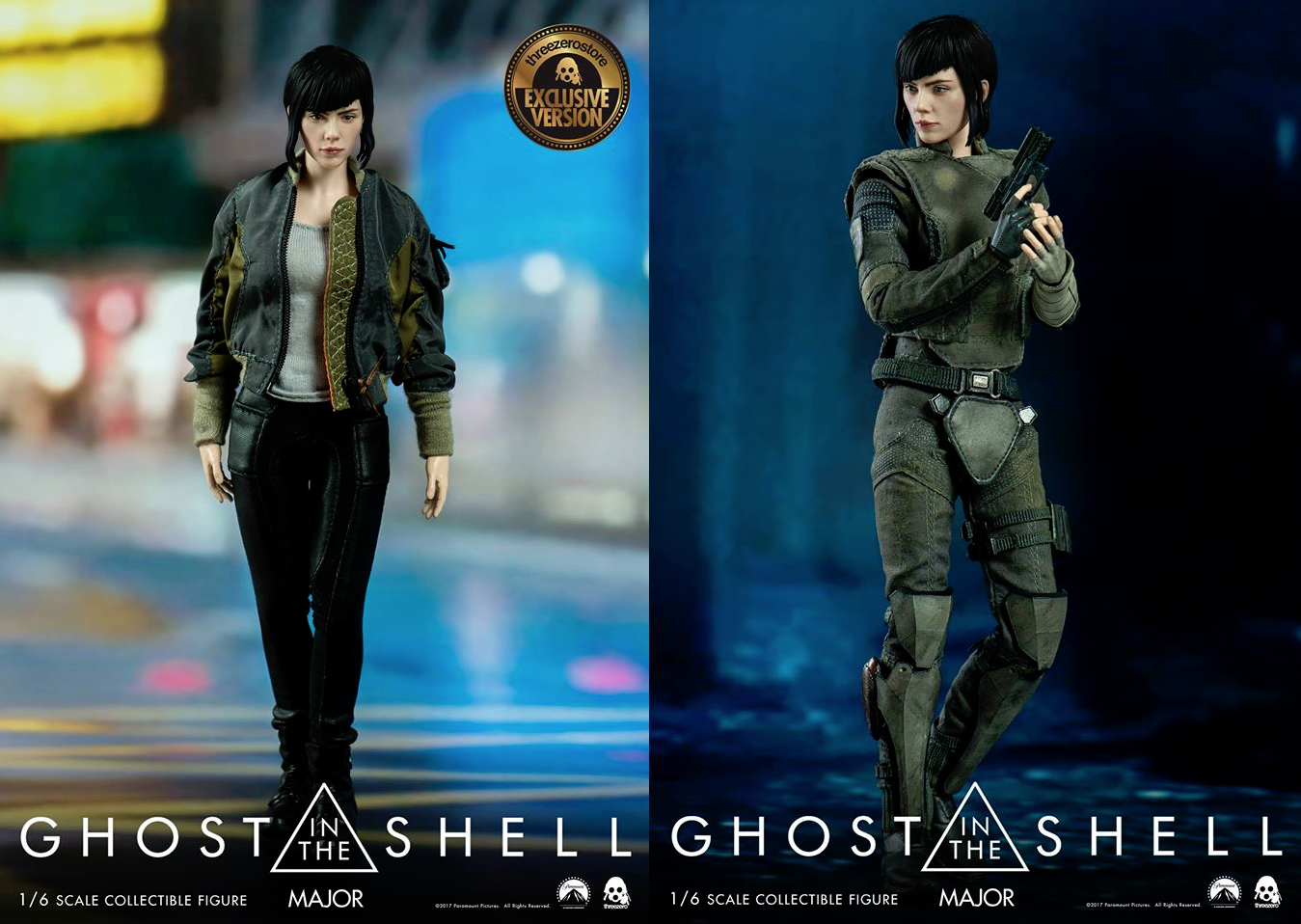 Character Designs For Ghost In The Shell Sac 2045