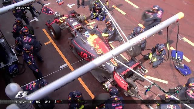 Redbull Minta Maaf Pada Ricciardo Karena Gagal Menang