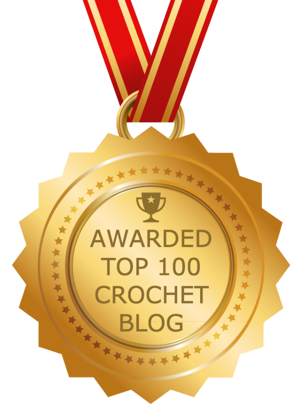 Top 100 Crochet Blog Award
