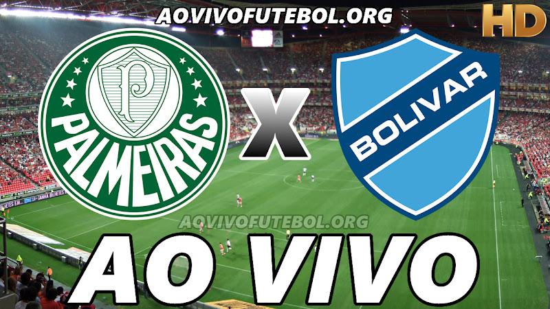 Palmeiras x Bolívar Ao Vivo HD Online
