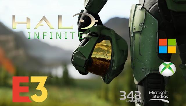 """""""Halo Infinite"""" Game hành động bắn súng HD 4K 2018"""