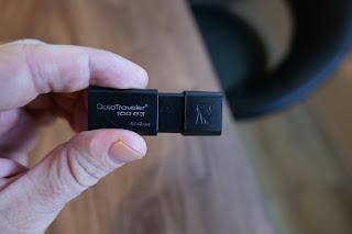 Kingston DataTraveler 100 G3 consumer review
