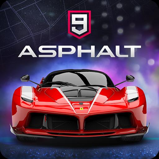 Asphalt 9: Legends v2.0.5a Apk Mod+Data [Licença Removida]