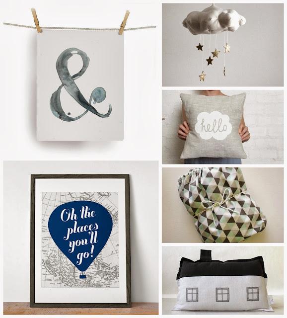 Etys Registries: Nursery Dreams- lemonthistle.blogspot.com