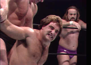 NWA Starrcade 83: A Flare for the Gold - Johnny Weaver & Scott McGhee vs. Kevin Sullivan & Mark Lewin (w/Gary Hart)