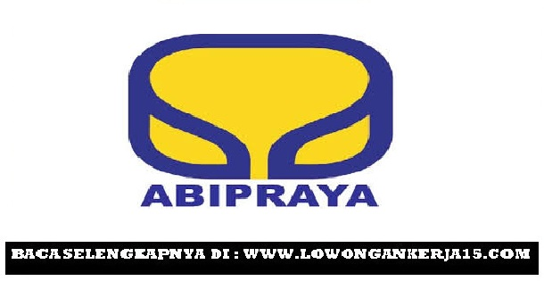 Lowongan Kerja Online PT Brantas Abipraya (Persero) Juni 2018