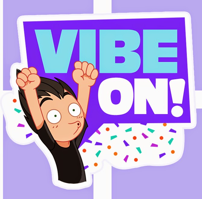 Viber Spreading Positive Vibe Online - Hello! Welcome to my