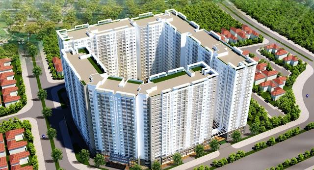 Tiện ích căn hộ nhà ở xã hội Hope Residences Phúc Đồng Long Biên