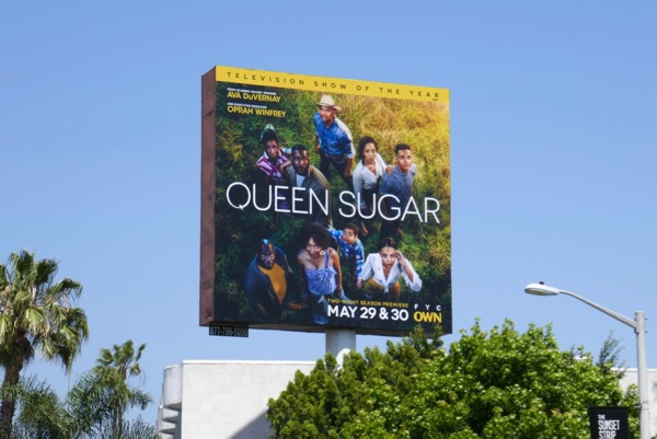 Queen Sugar season 3 billboard