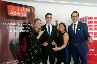 Daniel Castellón es el CEO Por Un Mes de Adecco Ecuador