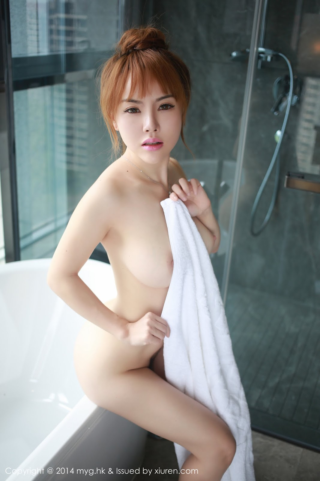 10058 - Photo Nude Hot MYGIRL VOL.32