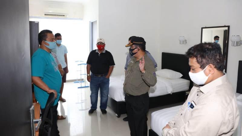 Pasca Gubernur dan Belasan Staf Positif Covid-19, Pemprov Kepri Berlakukan Kerja dari Rumah Selama 14 Hari