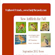 September 2015~~New Fall ArtBirds