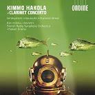 Grabación del concierto para clarinete Hakola por Kari Kriikku. Clariperu