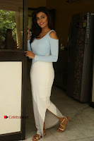 Anisha Ambrose Latest Pos Skirt at Fashion Designer Son of Ladies Tailor Movie Interview .COM 1106.JPG