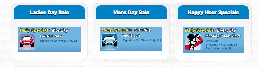 Car Wash Deals >> Mr Magic Car Wash S Blog Mr Magic Car Wash Deals