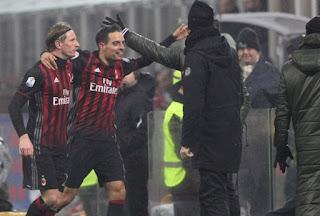 Coppa Italia Milan Torino 2-1 ampia sintesi video
