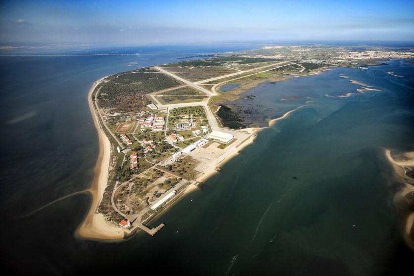 Cadê o Aeroporto do Montijo? | Programa 100 Fronteiras