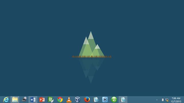 Windows Operating System GUI
