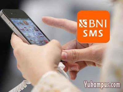 cara mendaftar bni sms banking