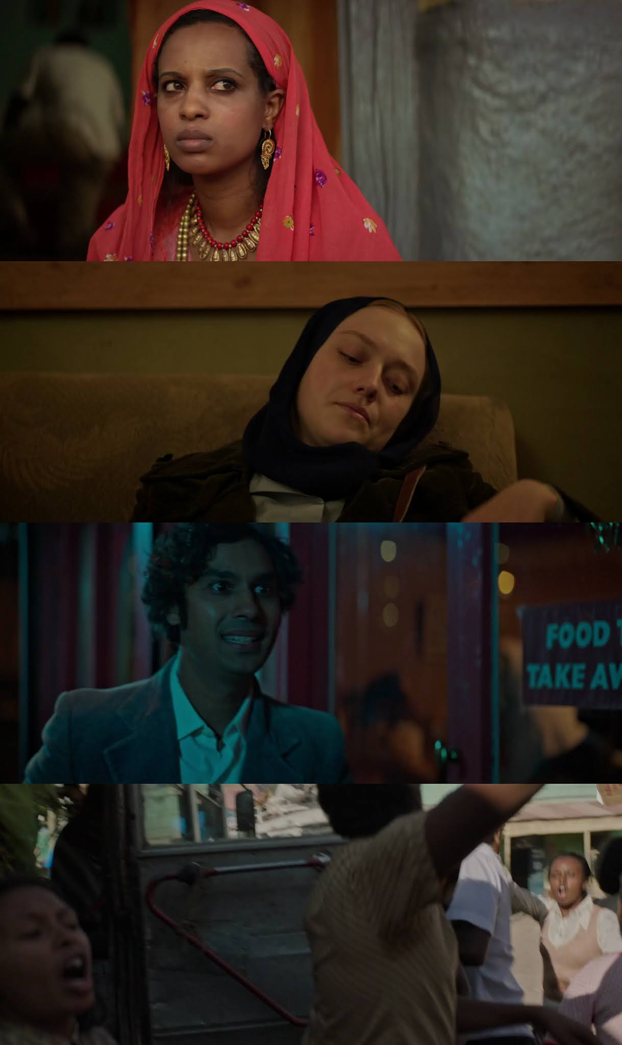 Sweetness in the Belly (2019) HD 720p Latino