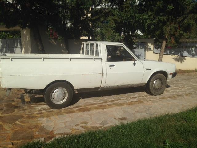 Πωλείται ημιφορτηγό-αγροτικό αυτοκίνητο