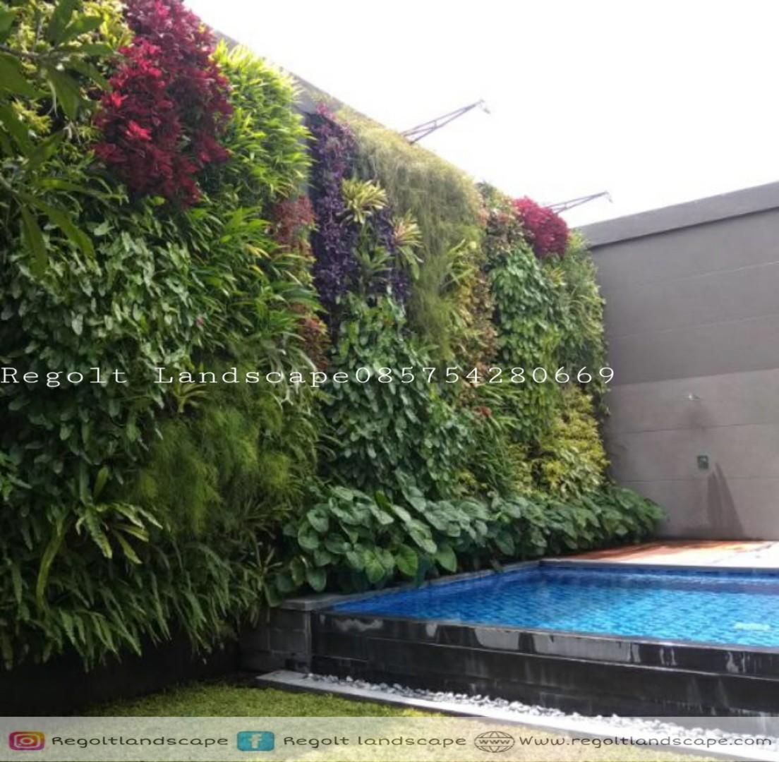 Jasa Pembuatan Vertical Garden Di Semarang - Vertical Garden Semarang