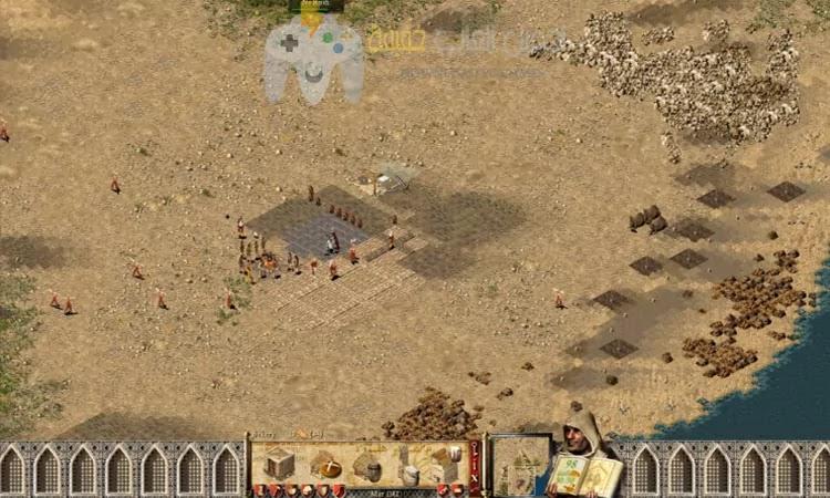 تحميل لعبة صلاح الدين 1 للكمبيوتر برابط مباشر