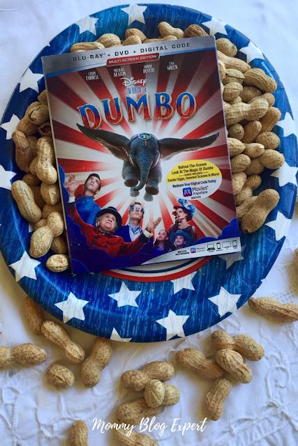 Disney Dumbo Giveaway