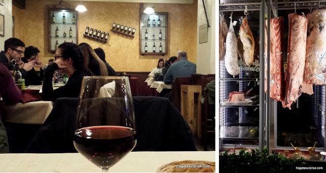 Restaurante em Florença: Il Portale