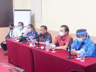 Forum Lintas Kerukunan Nusantara Laporkan Website Propaganda Jubi co id yang Berisi Fitnah dan Info Adu Domba