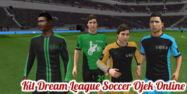 Kit Dream League Soccer Ojek Online