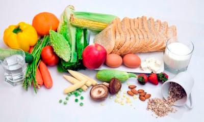 Pengertian, Komponen dan Pengaturan Pola Makan