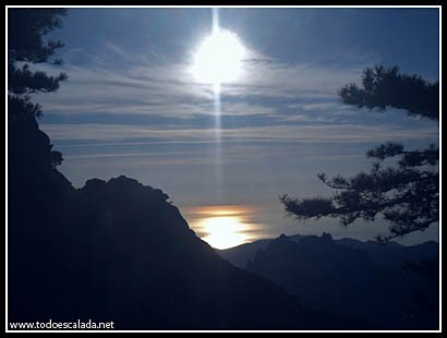 Coll de Bavella, bonitos paisajes corsos