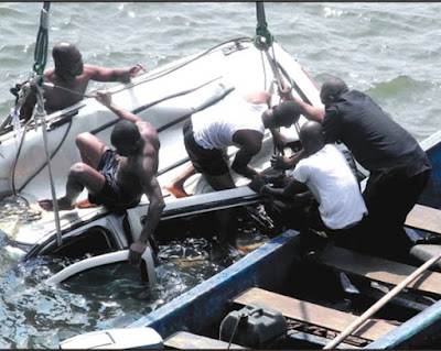 AIR VICE MARSHAL KILLED AS CAR PLUNGES INTO LAGOON