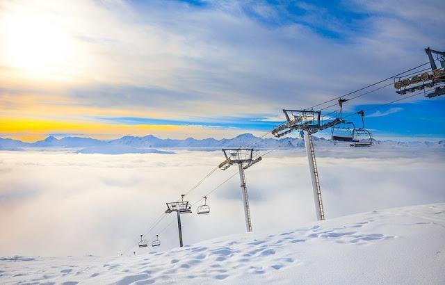 Ngắm vẻ đẹp dãy núi Alps dài nhất Châu Âu 6
