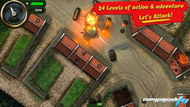 iBomber Attack PC Full