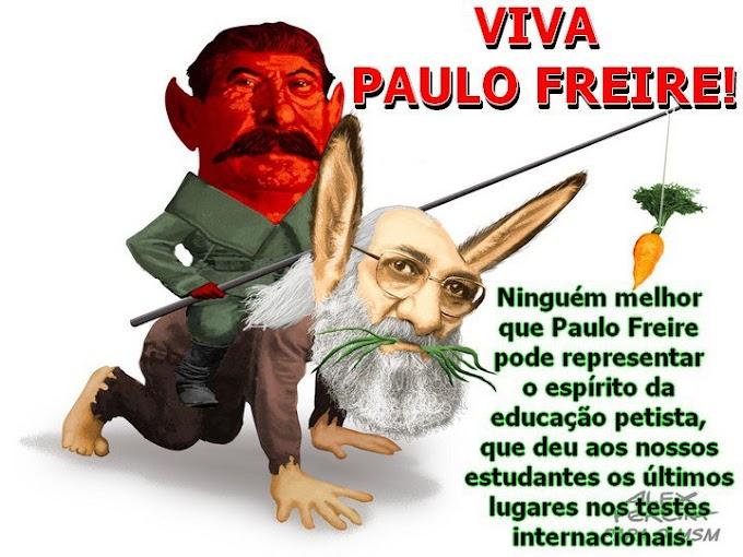 Destruindo Paulo Freire