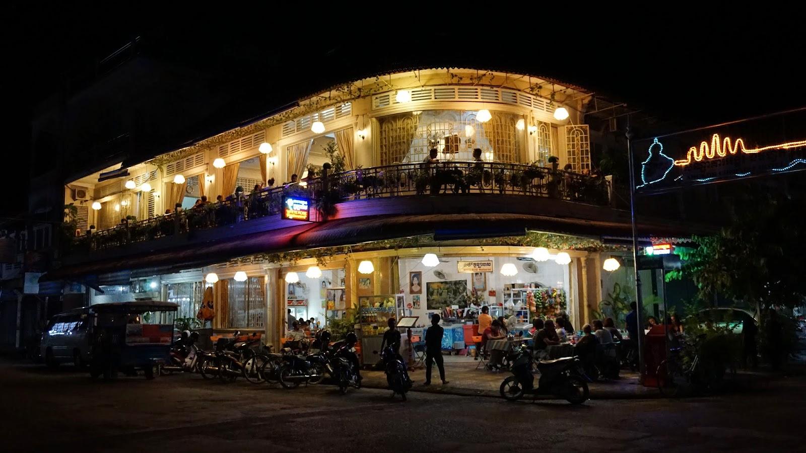 Battambang Pub Street