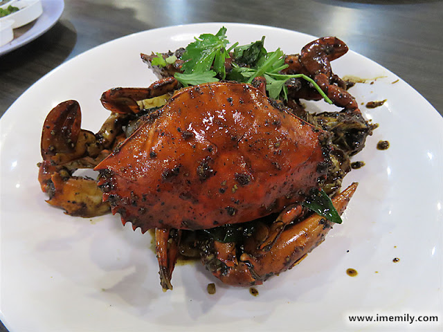 Recommended Place to Eat @ Batam ~ Wey Wey Live Seafood
